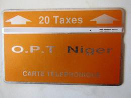 LANDIS GYR NIGER     20 TAXES    208B - Niger