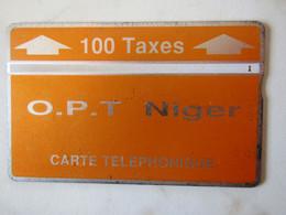 LANDIS GYR NIGER     100   208B - Niger