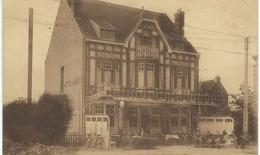 ADINKERKE : Hôtel Du Nord - Place De La Gare - De Panne