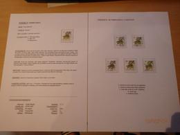 A.Buzin 2261 Pimpelmees En Variëteiten - 1985-.. Birds (Buzin)
