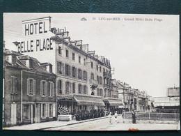 14  ,  Luc Sur Mer ,le Grand Hôtel Belle Plage - Luc Sur Mer