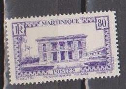 MARTINIQUE                N° YVERT   146 A  NEUF AVEC   CHARNIERES    (  CHARN  4/06 ) - Ongebruikt