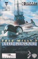 TARJETA PREPAGO RESCUE WILLI ,BARCO,ORCA. - Unclassified