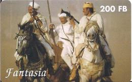 TARJETA PREPAGO CABALLOS - Unclassified