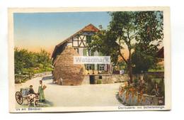 Us Em Bärnbiet - Dorfkäserei Mit Scheiterbeige - Old Switzerland Postcard - BE Berne