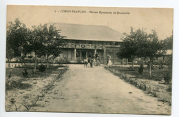 CONGO FRANCAIS BRAZZAVILLE Batiments Maison Episcopale  1910    D25-2018 - Unclassified
