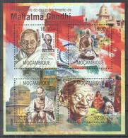H10. Mozambique MNH The 65th Anniversary Of The Death Of Mahatma Gandhi, 1869-1948 - Mahatma Gandhi