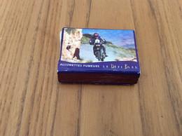 Boîte D'allumettes * SEITA UNE ALLUMETTE POUR CHAQUE USAGE - LE DEFI BLEU - Série DAKAR 98 N°7/10 (moto) - Matchboxes
