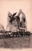 CPA - BAILLEUL - Monuments Aux Morts - C.Debert Sculpteur ... - Autres Communes