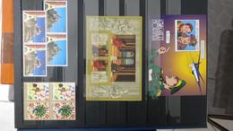 S205 Collection De Timbres Et Blocs ** Issus Des émissions Communes A Saisir !!! - Collezioni (in Album)