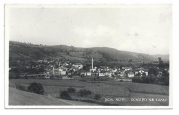 Bosnia And Herzegovina: Bosanski Novi (Novi Grad), Pogled Na Grad - Bosnie-Herzegovine