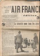 Air France-1937-édition Spéciale - Bills Of Exchange