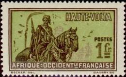 HAUTE-VOLTA - Cavalier - Upper Volta (1958-1984)