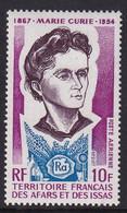 Afar Et Issas 1974, Marie Curie, Minr 105 MNH - Unused Stamps