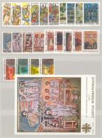 Vaticano 1990 Annata Completa/Complete Year MNH/** - Volledige Jaargang