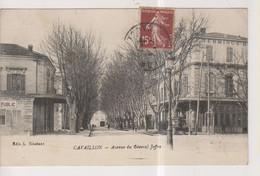 CPA-84-Vaucluse- CAVAILLON- Avenue Du Général Joffre- - Cavaillon