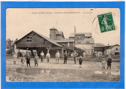 02 AISNE - TAVAUX PONTSERICOURT La Sucrerie (voir Description) - Other Municipalities