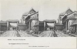 ASIE - CHINA - CHINE - YUNNAN - Une Rue De YUNNAN - SEN ( Voyages De Gervais Courtellemont ) - Chine