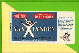 BUVARD & Blotting Paper : Pain D'Epice VAN LYNDEN - Gingerbread
