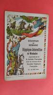 WIESBADEN- SOUVENIR DE SEMAINE HIPPIQUE INTERALLIEE DE WIESBADEN- 18-25 MAI 1919 - Wiesbaden