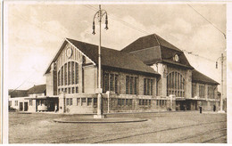 AK Darmstadt, Hauptbahnhof Um 1910 - Darmstadt