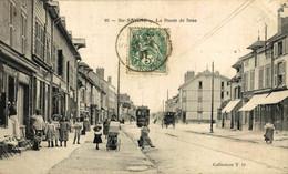 Sainte STE  SAVINE  LA ROUTE DE SENS 10 Aube - Autres Communes