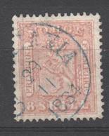 Norwegen 1863 , Nr 9 Gestempelt - Used Stamps