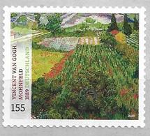 2020  Deutschland Germany Mi.3519R **MHN  Mohnfeld; Gemälde Von Vincent Van Gogh - Unused Stamps