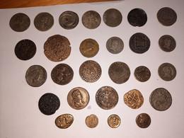 LOT 28 PIECES  COLLECTION BP ROIS De FRANCE   MONNAIES ANCIENNES Ou ANTIQUE - Specimen
