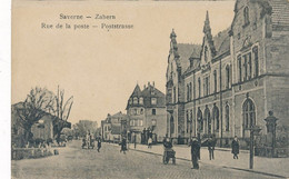Lot 2CPA -Zabern (Saverne) - Die Neue Post   Et  Postrasse  -Envoi Gratuit - Saverne