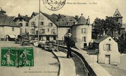 LE QUAI - MUR DE BARREZ 12 Aveyron FRANCE - Autres Communes