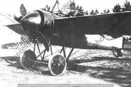 PHOTO AVION RETIRAGE REPRINT   A IDENTIFIER - Aviazione