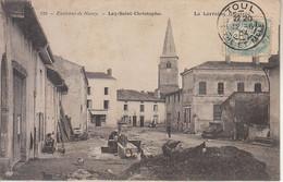 FRANCIA - LAY-SAINT-CHRISTOPHE - Leggi Testo, Animata, Viag.1905 - M-21-149 - Sonstige