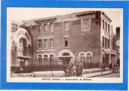 80 SOMME - AMIENS Conservatoire De Musique (voir Description) - Amiens