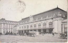 FRANCIA - BORDEAUX - Gare, Animata, Viag.1919 Passato Per Censura - M-21-152 - Sonstige