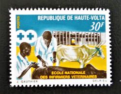 ECOLE DES IFIRMIERS VETERINAIRES 1970 - NEUF ** - YT 223 - MI 304 - Upper Volta (1958-1984)