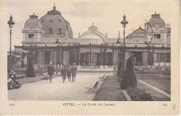 FRANCIA - VITTEL - Gare, Animata, Viag.??? - M-21-153 - Sonstige