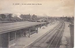 FRANCIA - JUVISY - Gare, Animata, Viag.1916 - M-21-155 - Sonstige