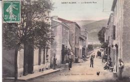 01-SAINT ALBAN LA GRANDE RUE - Sonstige Gemeinden
