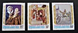 EUROPAFRIQUE 1970 - NEUFS ** - YT 225/26 + 228 - Upper Volta (1958-1984)