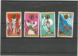 63/66  Jeux Du Pacifique              (boitsornc) - Used Stamps