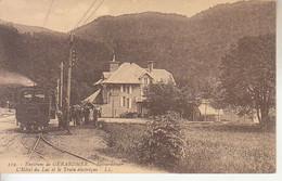 FRANCIA - GERARDMER - Train Electrique, Animata, Viag.191? - M-21-156 - Sonstige