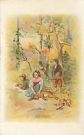 Illustration Enfants - Mois Novembre  - Publicité Chicorées Extre Du Docteur      F 304 - Unclassified