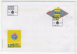 Suisse // Schweiz // FDC // 2021 // Lettre 1er Jour 125 Ans Du Touring Club Suisse - FDC