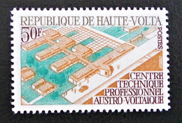 CENTRE TECHNIQUE PRO AUSTO*VOLTAPAÏQUE  1970 - NEUF ** - YT 232 - MI 318 - Upper Volta (1958-1984)