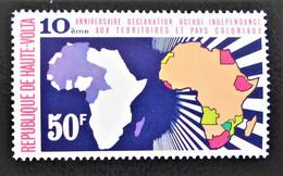 INDEPENDANCE DES PAYS COLONIAUX 1971 - NEUF ** - YT 233 - MI 323 - Upper Volta (1958-1984)