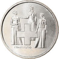 Monnaie, Suisse, 5 Francs, 1974, SUP, Copper-nickel, KM:52 - Switzerland
