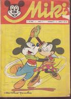 """Miki (Mickey) En Serbo Croate 1966 Exceptionnel Et Rare """"numéro 2"""" Complet 32 Pages Coin Sup Couverture Déchiré Cf Scan - Slav Languages"""