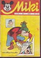 """Miki (Mickey) En Serbo Croate 1966 Exceptionnel Et Rare """"numéro 4"""" Complet 32 Pages 4eme De Couverture Abimée - Slav Languages"""