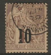 COLONIES - SENEGAL - N°3e  - Oblitéré - Gebraucht